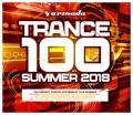 4CDVarious / Trance 100 / Summer 2018 / 4CD