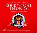 3CDVarious / Greatest Ever Rock'N'Roll Legends / 3CD
