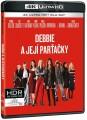 UHD4kBDBlu-Ray FILM /  Debbie a její parťačky / Oceans's Eight / UHD+Blu-Ray