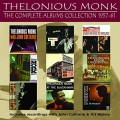 CDMonk Thelonious / Complete Albums Collection 1957-61 / 5CD