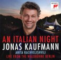 CDKaufmann Jonas / Italian Night:Live From Waldbuhne Berlin