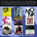 5CDMonk Thelonious / Complete Albums Collection 1954-57 / 5CD
