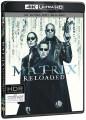 UHD4kBD / Blu-ray film /  Matrix:Reloaded / UHD+2Blu-Ray