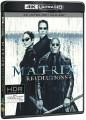 UHD4kBD / Blu-ray film /  Matrix:Revolutions / UHD+2Blu-Ray