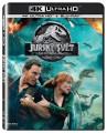 UHD4kBD / Blu-ray film /  Jurský svět:Zánik říše / UHD+Blu-Ray
