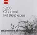 CDVarious / 1000 Classical Masterpieces / 61CD / Box
