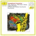 CDIbert/Glazunov/Lobos / Saxophone Concertos