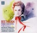 CDBeethoven / Piano Concertos 4 &5 / Engelich / Insula Orchestra