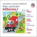 CDOnder Jan/Onderová Zuzana / Kdozachrání Pižďucha? / R.Banga