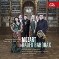 2CDBaborák Radek / Mozart:Hornové koncerty / 2CD