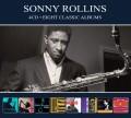 4CDRollins Sonny / 8 Classic Albums / 4CD