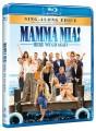 Blu-RayBlu-ray film /  Mamma Mia!:Here We Go Again / Blu-Ray