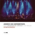 2LP/CDGiersbergen Anneke Van / Symphonized / Vinyl / 2LP+CD