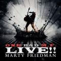 LPFriedman Marty / One Bad M.F.Live! / Coloured / Vinyl