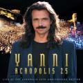 CD/BRDYanni / Live At The Acropolis (25th Anniver.) / CD+DVD+BRD