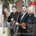 CDDvořák Antonín / Klavírní kvartety č.1 a 2