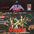 2CDAsia / Live In Osaka / 2CD