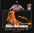 2CDAsia / Live In Koln / Germany / 1994 / 2CD
