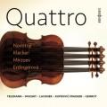 CDQuatro / Teleman / Mozart / Lachner / Kupkovič / Wagner / Gemrot