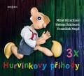 3CDHurvínek / 3xHurvínkovy příhody / 1-3 / 3CD