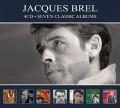4CDBrel Jacques / 7 Classic Albums / 4CD