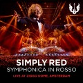 CD/DVDSimply Red / Symphonica In Rosso / CD+DVD / Digipack