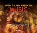 CDSpain & Latin American / Music For Flute And Guitar / H.Budišová