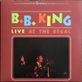 LPKing B.B. / Live At The Regal / Vinyl / Limited / Yellow