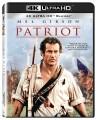 UHD4kBDBlu-ray film /  Patriot / UHD+Blu-Ray