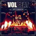 3LPVolbeat / Let's Boogie.. / Live From Telia Parken / Vinyl / 3LP