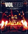 2CD-BRDVolbeat / Let's Boogie.. / Live From Telia Parken / 2CD+BRD