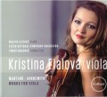 CDFialová Kristina / Martinů / Hindemith / Works For Viola
