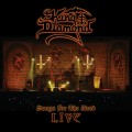 2LPKing Diamond / Songs for the Dead Live / Vinyl / 2LP / Clear Ghost