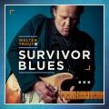 2LPTrout Walter / Survivor Blues / Coloured Orange / Vinyl / 2LP