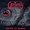 CDObituary / Cause Of Death / Reedice 2019 / Digipack