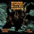 2CDLegion Of The Damned / Malevolent Rapture / Sons Of The Jackal