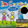 CDVarious / Love Generation 2006