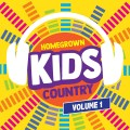 CD / Homegrown Kids Country / Homegrown Kids Country Volume 1