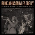 2LPBunk Johnson & Lead Belly / At York Town Hall 1947 / Vinyl / 2LP