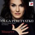 CDPeretyatko Olga / Mozart Plus