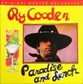LPCooder Ry / Paradise & Lunch / Vinyl / MFSL