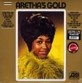 LPFranklin Aretha / Aretha's Gold / Vinyl / Coloured
