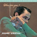 CDSinatra Frank / Where Are You / MFSL