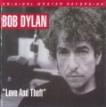 CD/SACDDylan Bob / Love And Theft / Hybrid SACD / MFSL