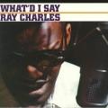 LPCharles Ray / What'd I Say / Vinyl / Mono