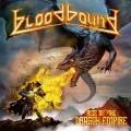 LPBloodbound / Rise Of The Dragon Empire / Vinyl / Clear / Orange