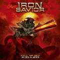 LPIron Savior / Kill Or Get Killed / Vinyl / Red