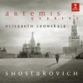 CDArtemis Quartet/Leonskaja / Shostakovich:String Quartet