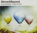 2CDAbove & Beyond / Anjunabeats Vol.6 / 2CD / Digipack