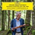 2CDCarmignola Giuliano / Bach / Sonatas & Partitas / 2CD / Digipack